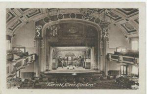 SGML_1918 Variete Drei Linden Bühne