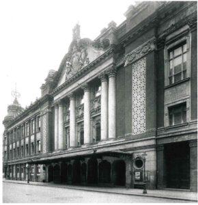 SGML_1935 Neues Operettentheater Außenansicht 1935